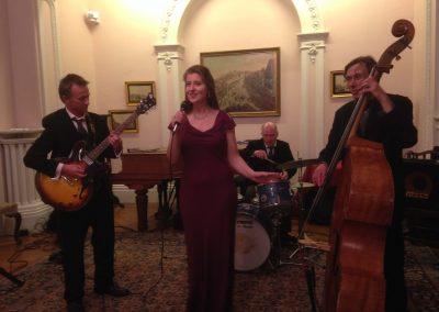 Eileen Johanna Jazz Quartet, Merchants Hall, Bristol