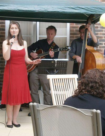 Eileen Johanna Jazz Trio