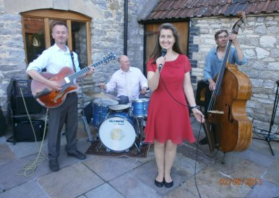 Eileen Johanna Jazz and Swing Quartet